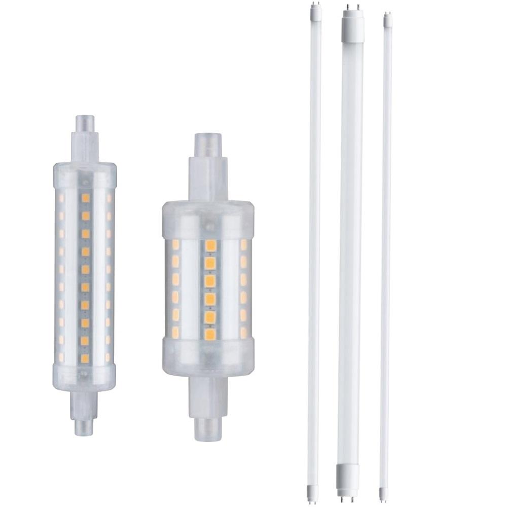 paulmann leuchtmittel led stab r7s r hre fluter led leuchtstoffr hre g13 lampe ebay. Black Bedroom Furniture Sets. Home Design Ideas