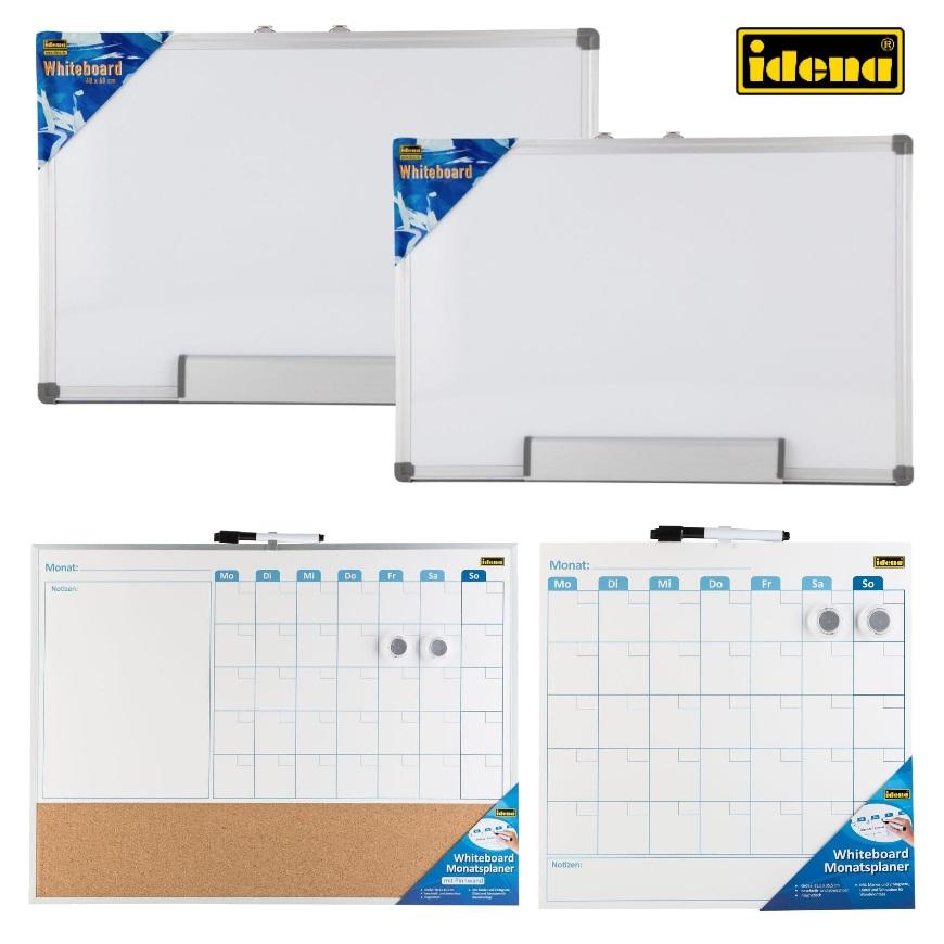 idena whiteboard wand magnet schreib tafel pinnwand notizen memoboard zubeh r ebay. Black Bedroom Furniture Sets. Home Design Ideas