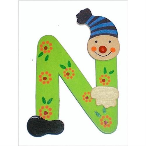 Buchstabe clown n versch nern dekorieren oder f r das lernen von buchstaben ebay - Schaufenster dekorieren lernen ...
