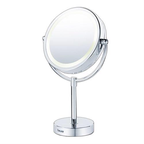 beurer bs 69 beleuchteter kosmetikspiegel kosmetik spiegel. Black Bedroom Furniture Sets. Home Design Ideas