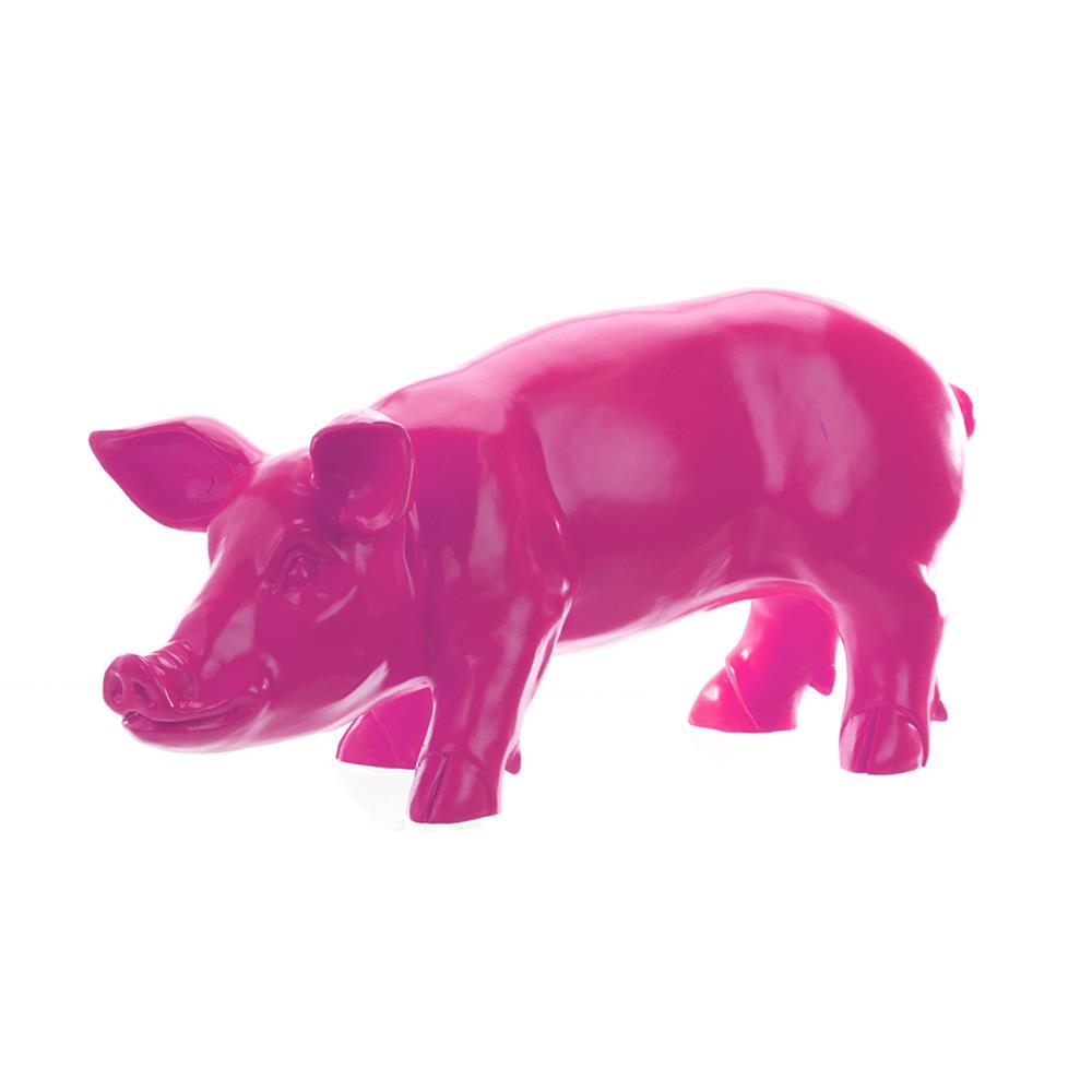 Cepewa 51050 deko figur schwein pink ca 24cm for Pink deko