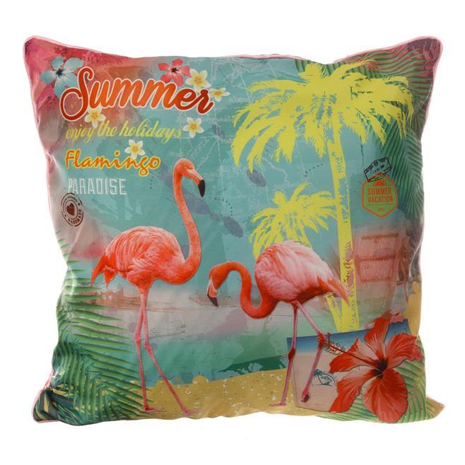 flamingo deko led solar figur gartenfigur kissen kerze becher tasse lichterkette ebay. Black Bedroom Furniture Sets. Home Design Ideas