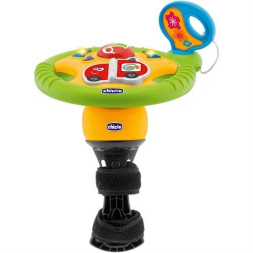 Chicco baby driver lenkrad mit licht und sound spielzeug