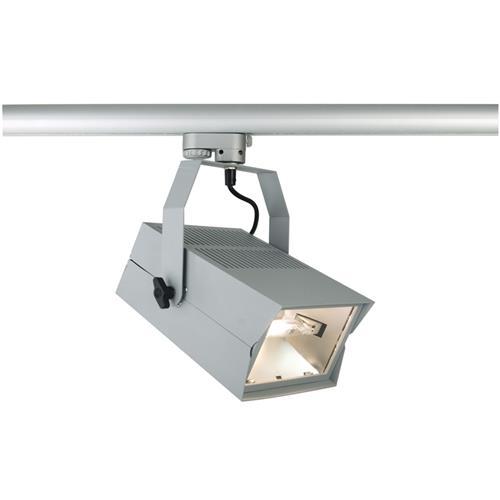 deko light 3 phasen spot sencillo hqi ts 150 watt silber spot strahler neu ebay. Black Bedroom Furniture Sets. Home Design Ideas