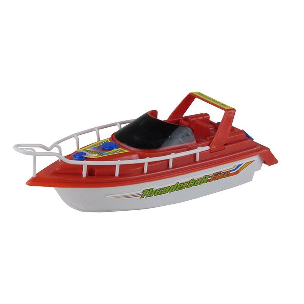 Happy People 72510 Motorboot 19 Cm Batteriebetrieben