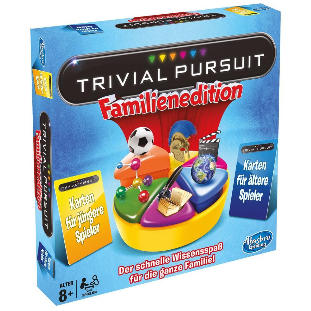 Trivial Pursuit Familien Edition Anleitung