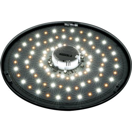 heitronic led deckenleuchte skyline 37w fernbedienung 3000 lumen 230 v neu ebay. Black Bedroom Furniture Sets. Home Design Ideas