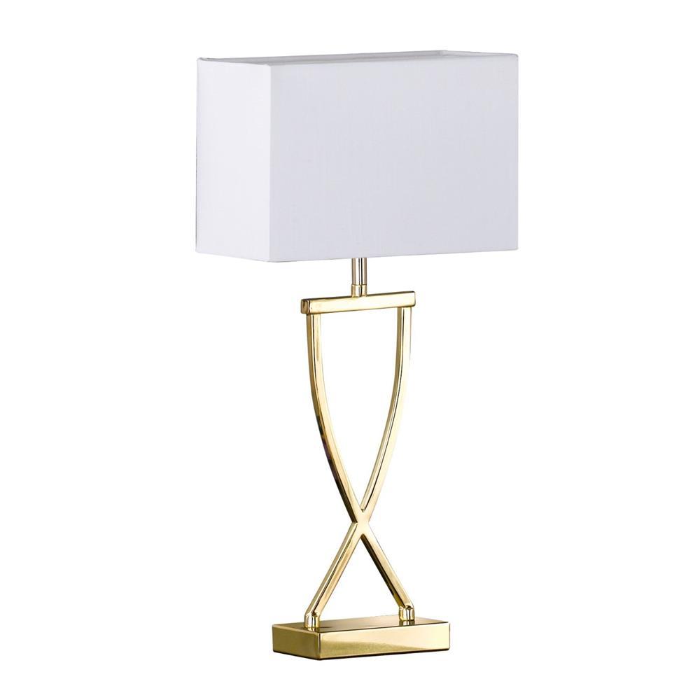 honsel leuchten 50751 anni tischleuchte gold modern deko design tisch lampe ebay. Black Bedroom Furniture Sets. Home Design Ideas