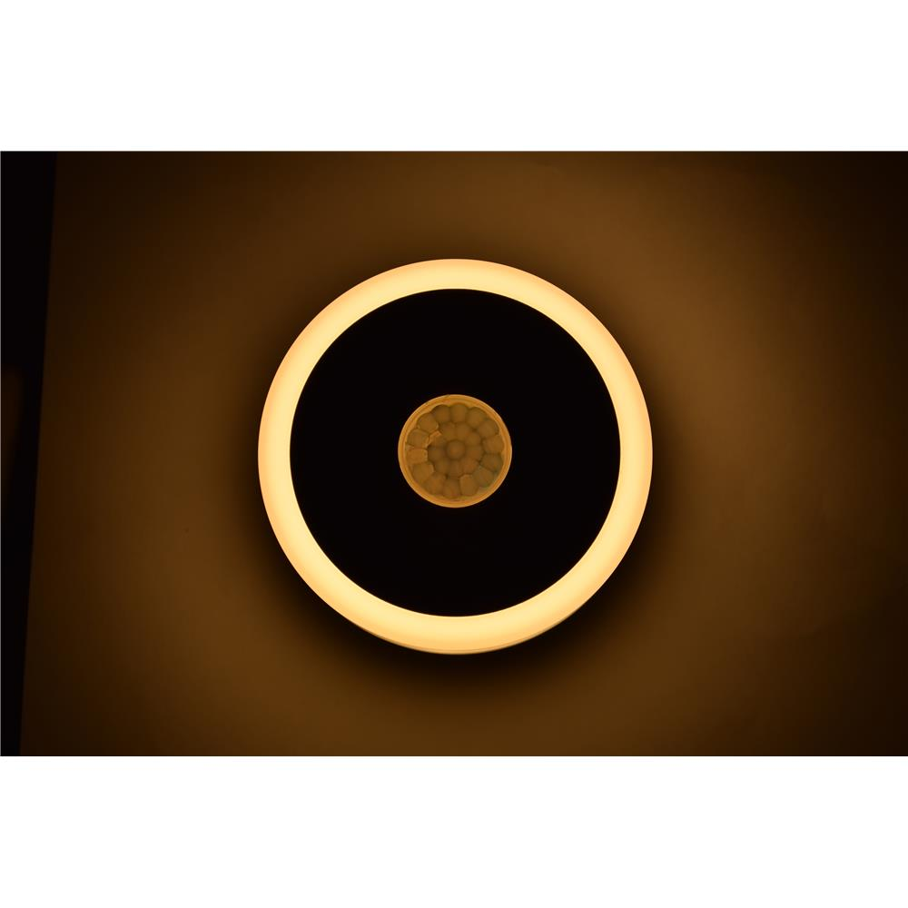 led nachtlicht mit bewegungsmelder und d mmerungssensor ebay. Black Bedroom Furniture Sets. Home Design Ideas
