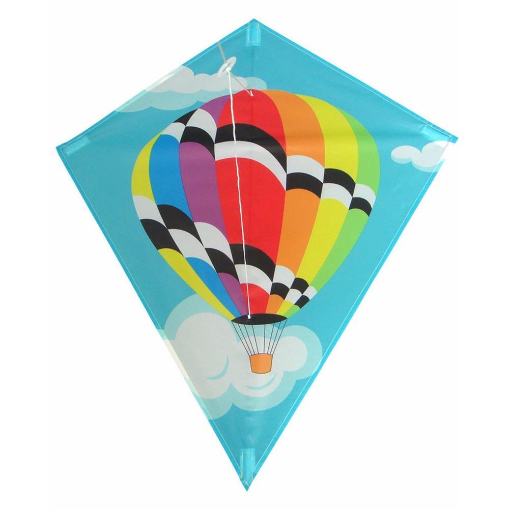 Idena 7204456 drachen diamond balloon einleiner 30 m for Fenster 60x70