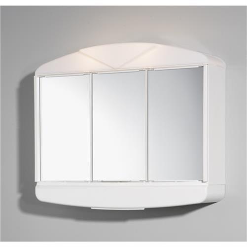 Spiegelschrank arcade weiss spiegel bad badschrank badm bel badspiegel schrank ebay - Arcade spiegel ...