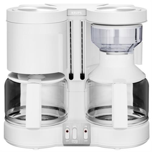 Krups KM 8501 Duothek Plus Kaffeemaschine Tee Küche