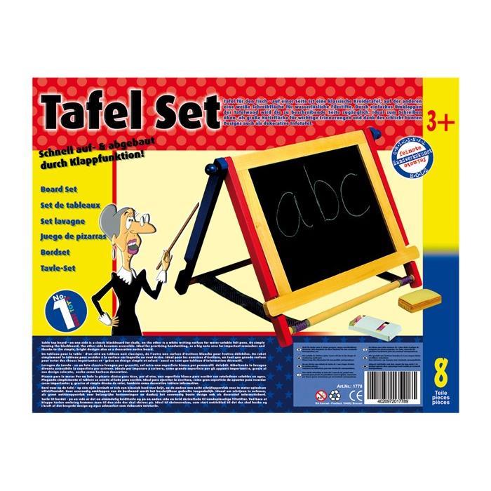 Schultafel Mit Kreide Und Schwamm ~  Set Kreidetafel mit Kreide und Schwamm Spieltafel Schultafel  eBay[R