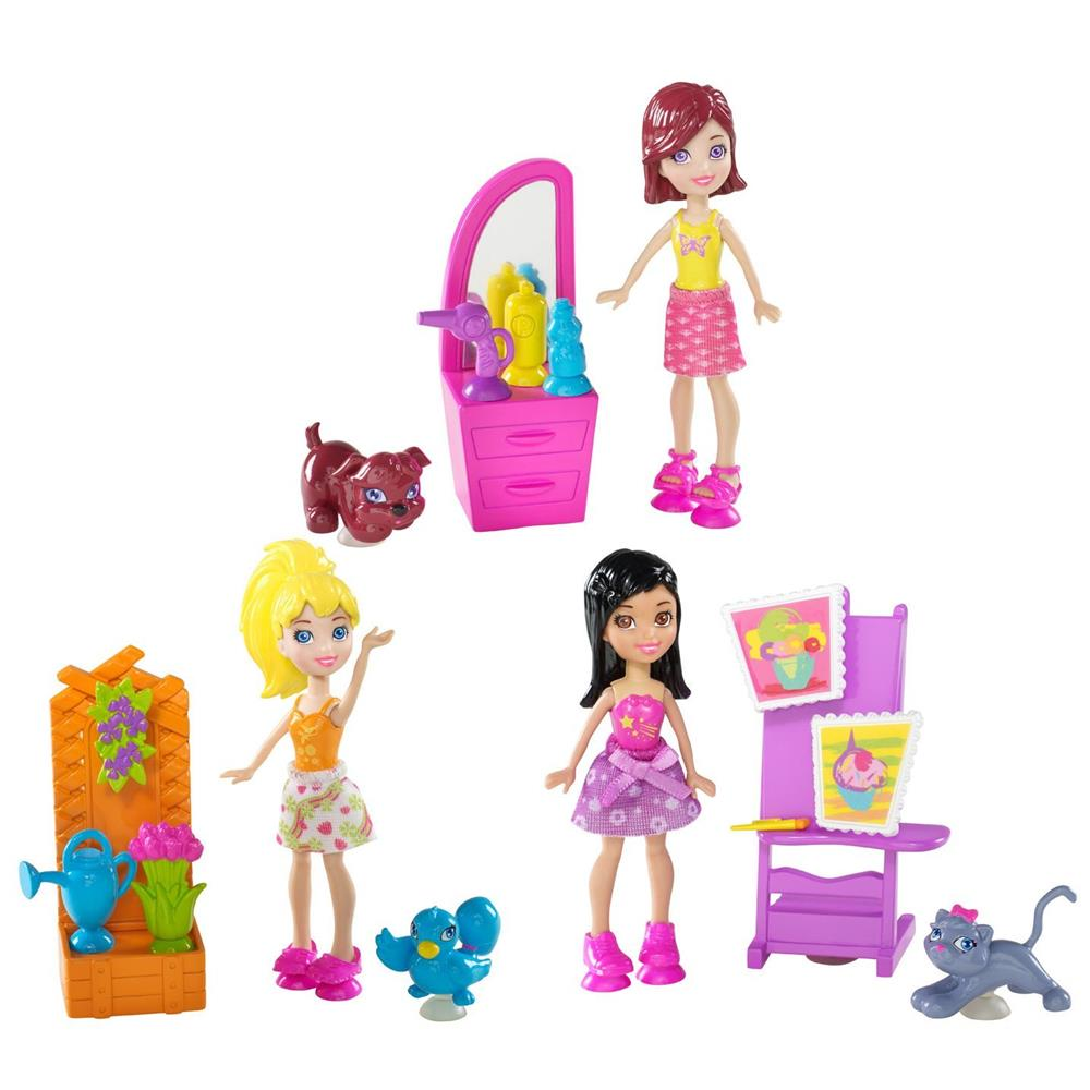 polly pocket deutsch spiele