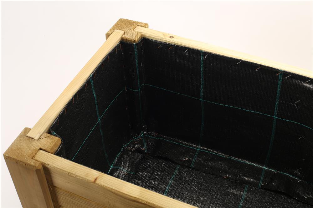 pflanzkasten holz rechteckig. Black Bedroom Furniture Sets. Home Design Ideas