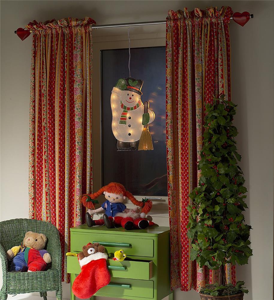 fensterbilder weihnachten mit beleuchtung dekoration. Black Bedroom Furniture Sets. Home Design Ideas