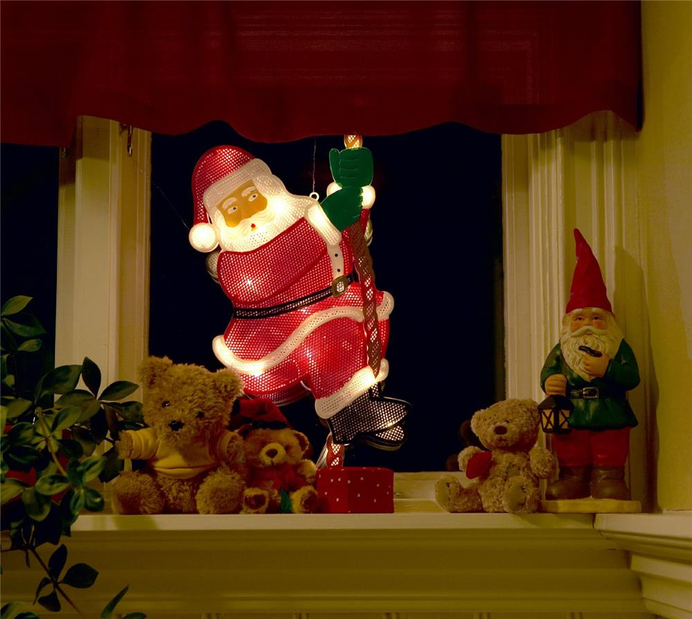 Konstsmide fensterbilder weihnachten beleuchtung fenster for Dekostecker weihnachten