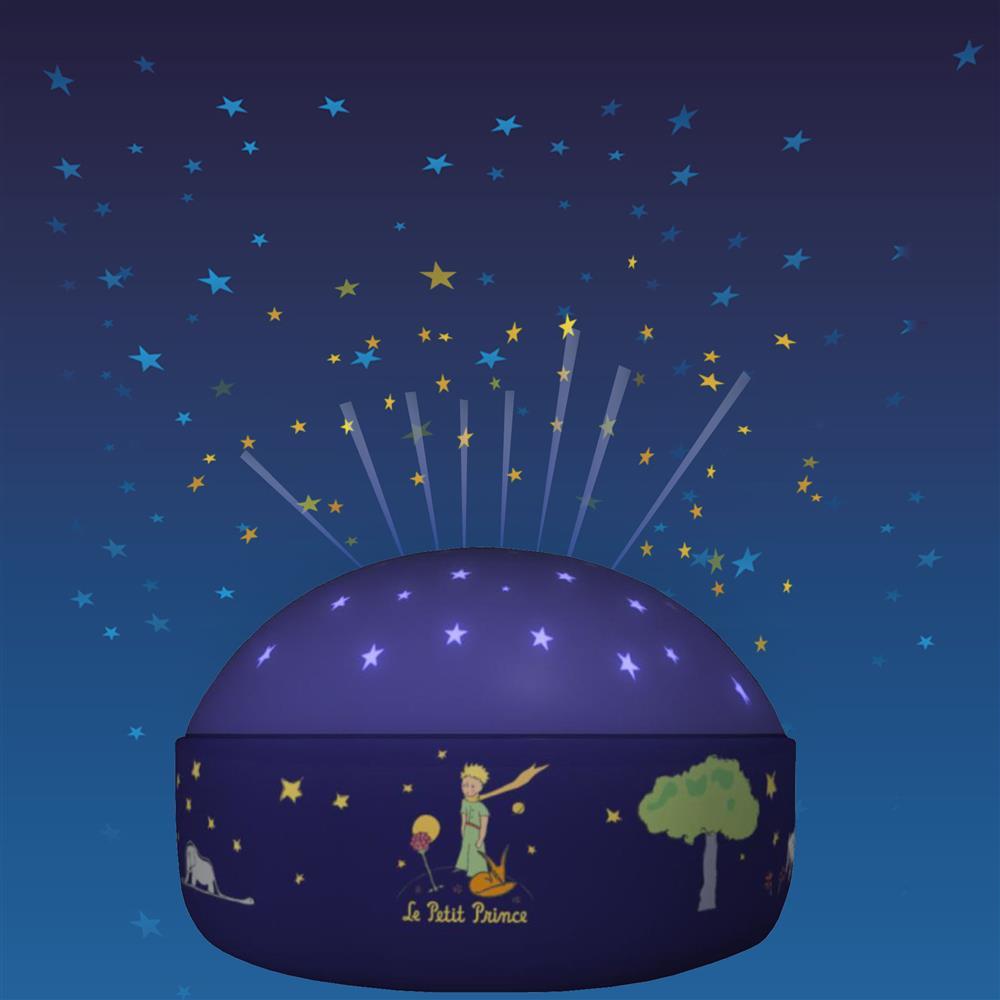 Niermann Standby LED Nachtlicht der kleine Prinz Sterne Projektor ...
