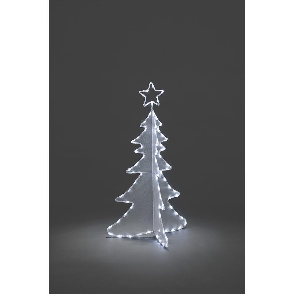 konstsmide led acryl tannenbaum weihnachten baum au en weihnachtsbeleuchtung ebay. Black Bedroom Furniture Sets. Home Design Ideas