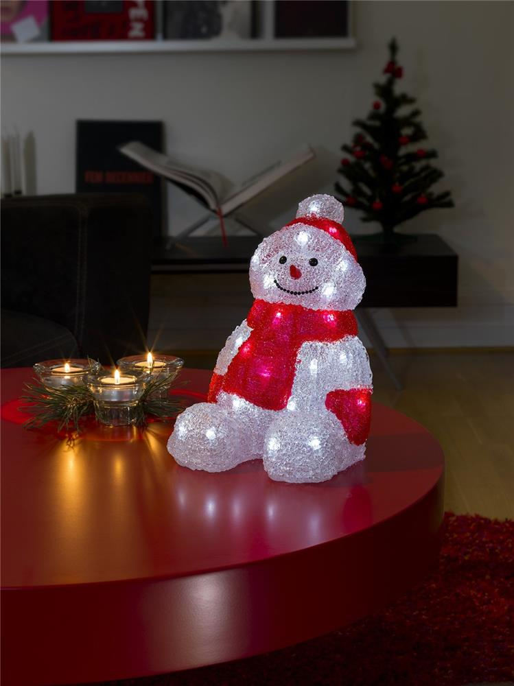 Konstsmide   led acryl figuren weihnachten beleuchtung innen u ...