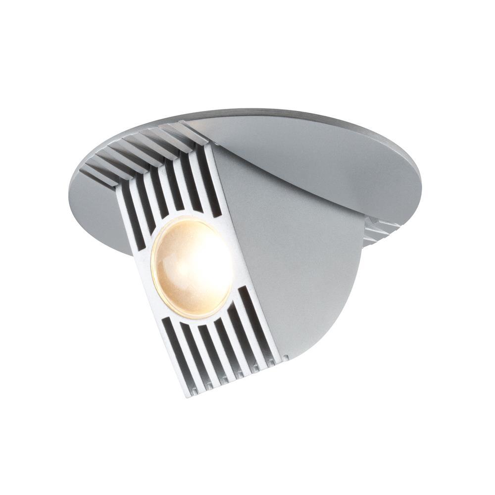 paulmann led einbaustrahler 5w chrom matt 92510 einbauleuchten spot deckenlampe ebay. Black Bedroom Furniture Sets. Home Design Ideas