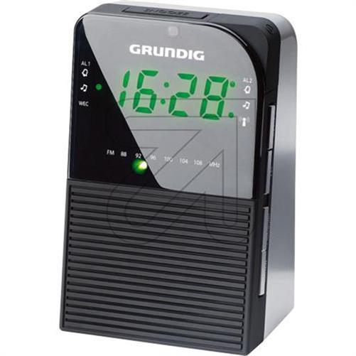 uhrenradio sonoclock 790 dcf grundig radiowecker wecker. Black Bedroom Furniture Sets. Home Design Ideas