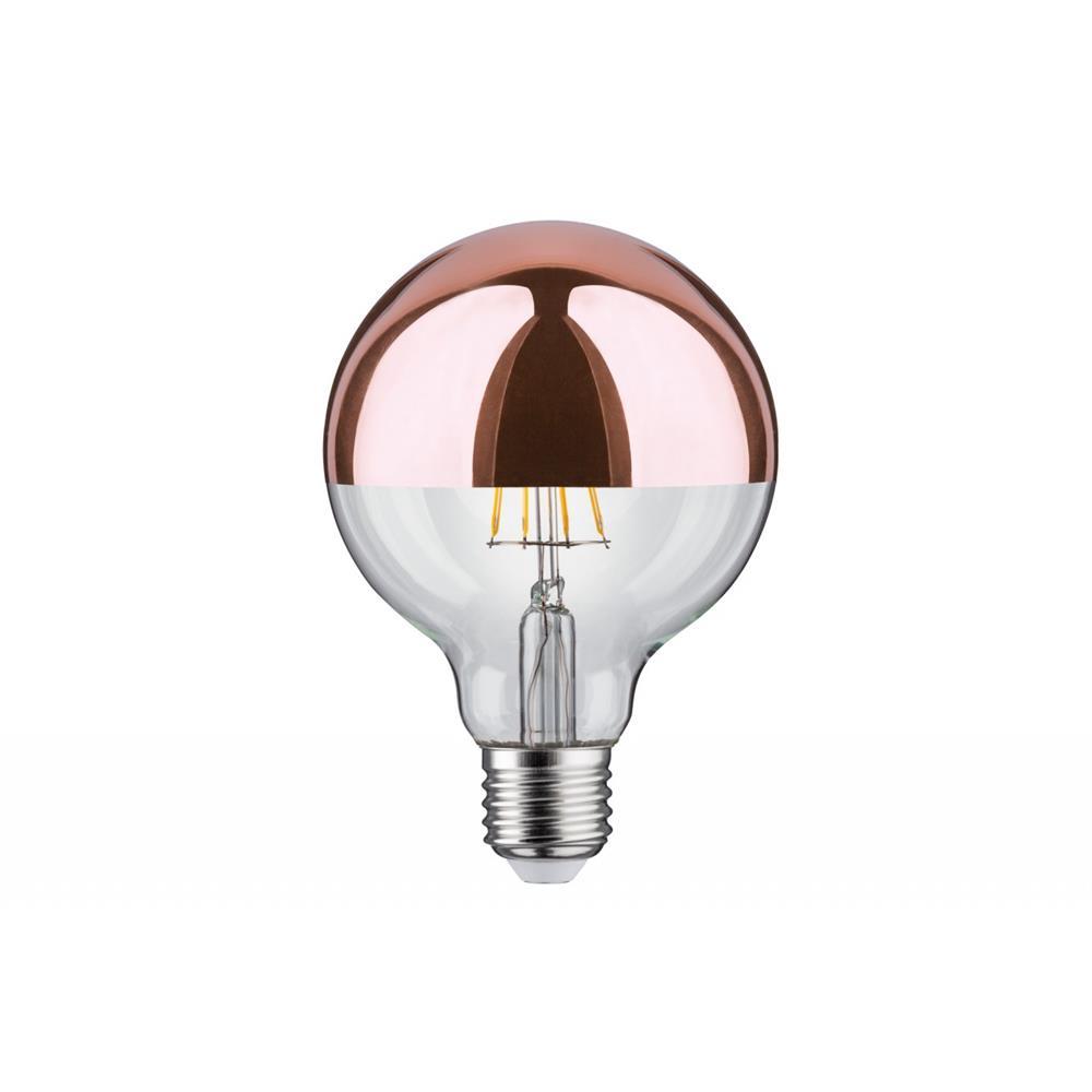 paulmann kopfspiegel leuchtmittel kupfer tropfen agl globe lampe leuchte birne ebay. Black Bedroom Furniture Sets. Home Design Ideas