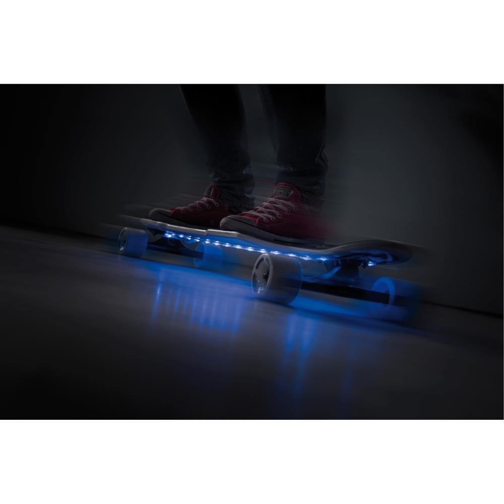 paulmann function mobil stripe 2x80cm blau 0 6w effekt licht led streifen ebay. Black Bedroom Furniture Sets. Home Design Ideas