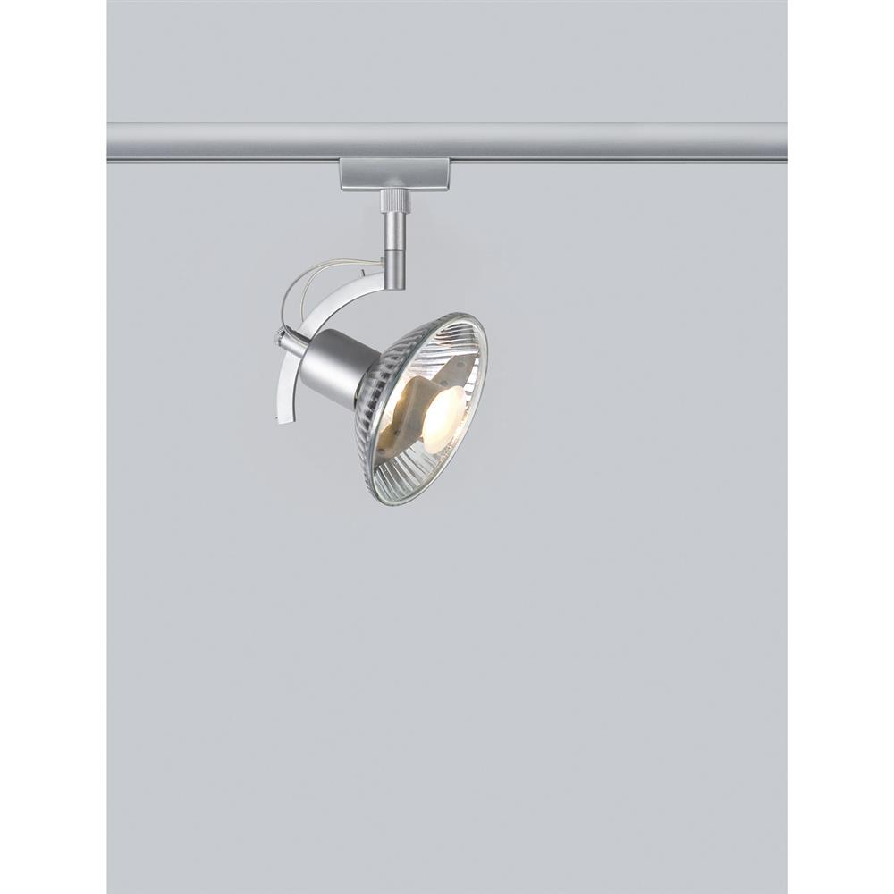 paulmann urail system set roncalli 4x50w gu10 titan 230v. Black Bedroom Furniture Sets. Home Design Ideas