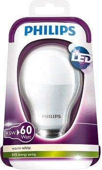 philips led lampe e27 9 5w 60w 2700k warmwei 800lm leuchte gl hbirne retro a ebay. Black Bedroom Furniture Sets. Home Design Ideas