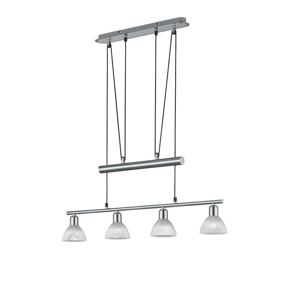 trio leuchten 371010407 pendelleuchte levisto h nge decken design lampe leuchte ebay. Black Bedroom Furniture Sets. Home Design Ideas