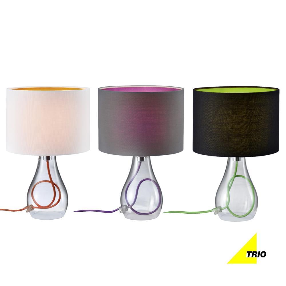 trio leuchten serie 3085 tischleuchte tischlampe pendelleuchte pendellampe ebay. Black Bedroom Furniture Sets. Home Design Ideas