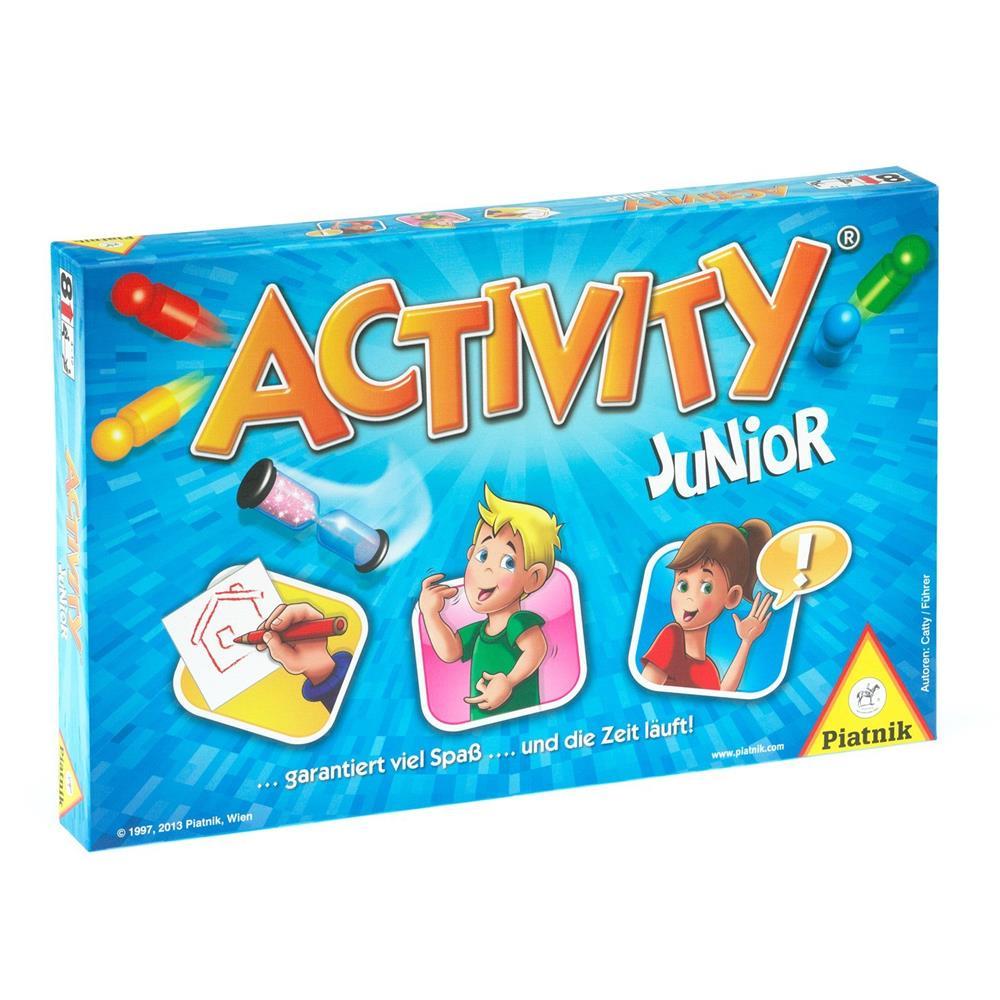 Piatnik-Activity-Original-Kompakt-Junior-Krazy-Kritzel-Extreme-Club-Edition