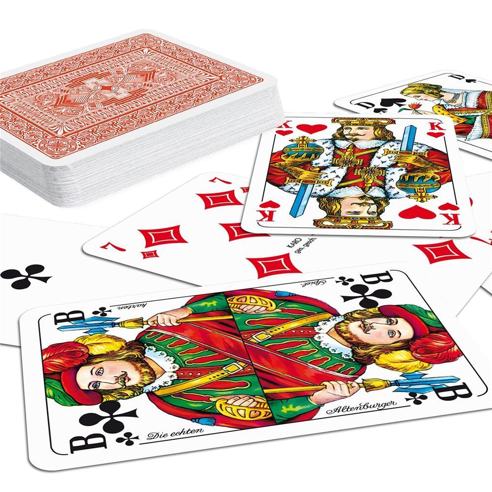 skatspiel anzahl karten