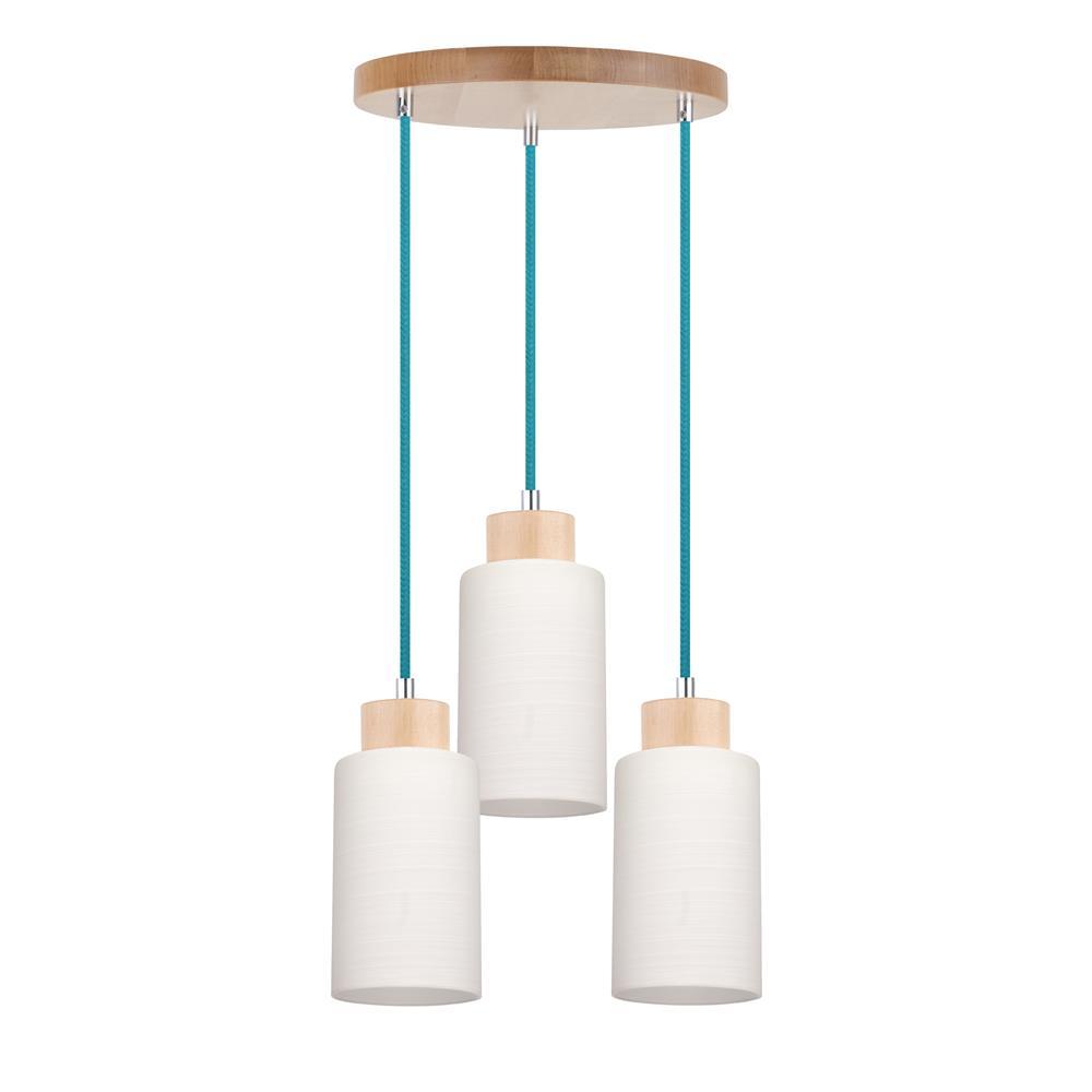 spot light bosco petrol design lampe leuchte holz metall. Black Bedroom Furniture Sets. Home Design Ideas