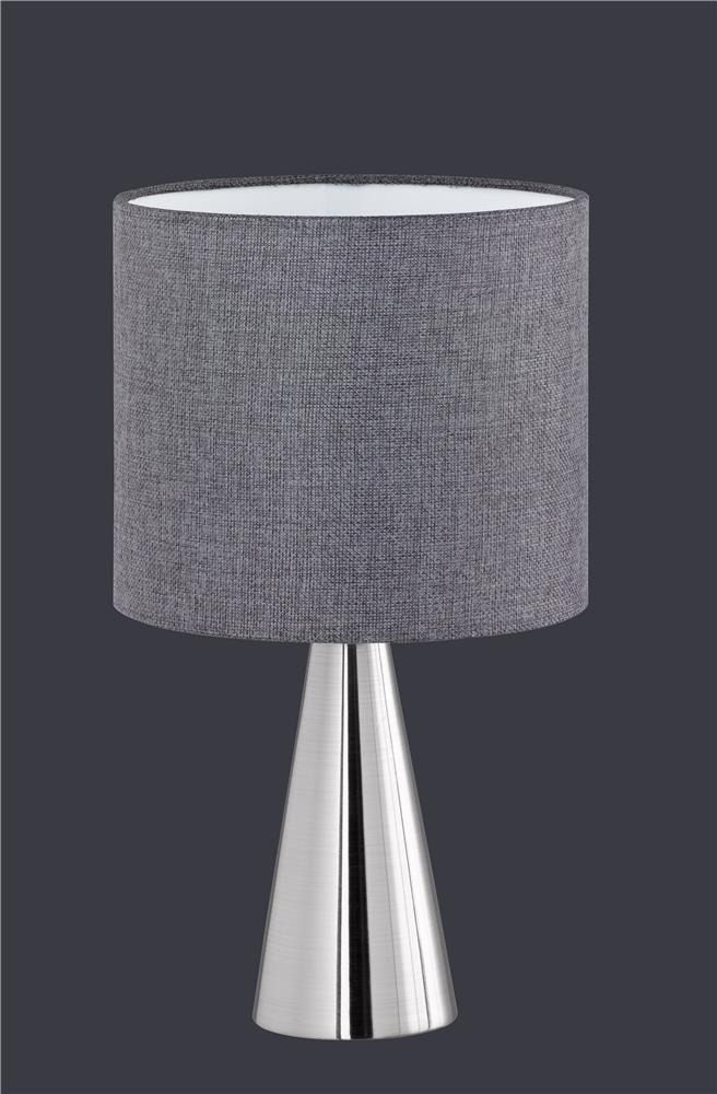 trio leuchten 506500107 tischleuchte cosinus tisch lese lampe leuchte design ebay. Black Bedroom Furniture Sets. Home Design Ideas