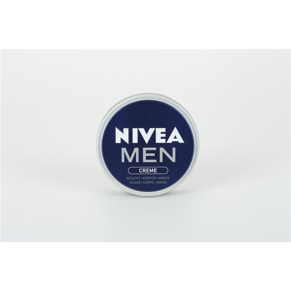 nivea men creme 150 ml pflege f r gesicht k rper und. Black Bedroom Furniture Sets. Home Design Ideas