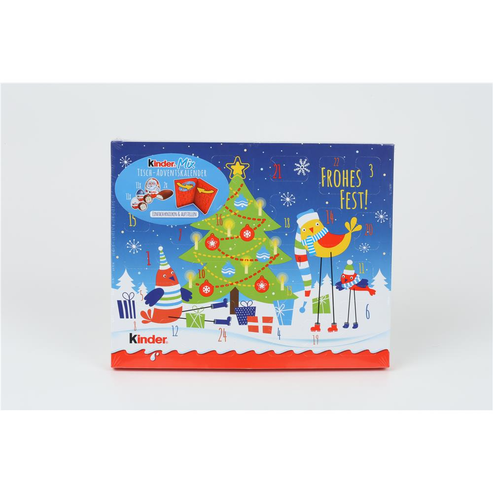 ADVENTSKALENDER KINDERSCHOKOLADE MAXI MIX