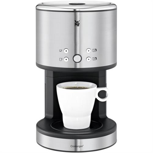 wmf coup aromaone filter kaffeemaschine glas 900w silber schwarz one touch 4211129116237 ebay. Black Bedroom Furniture Sets. Home Design Ideas